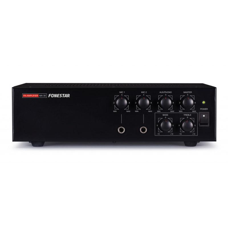 Fonestar MA-30 amplificador
