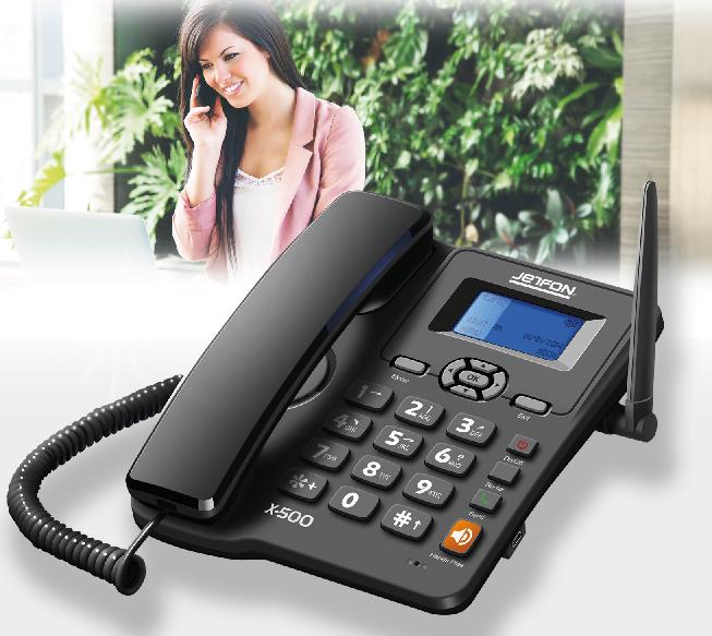 Jetfon X500 Teléfono GSM sobremesa