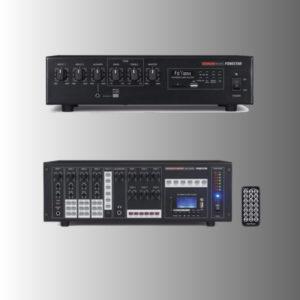 Amplificadores megafonía