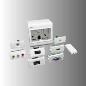 Conexiones modulares