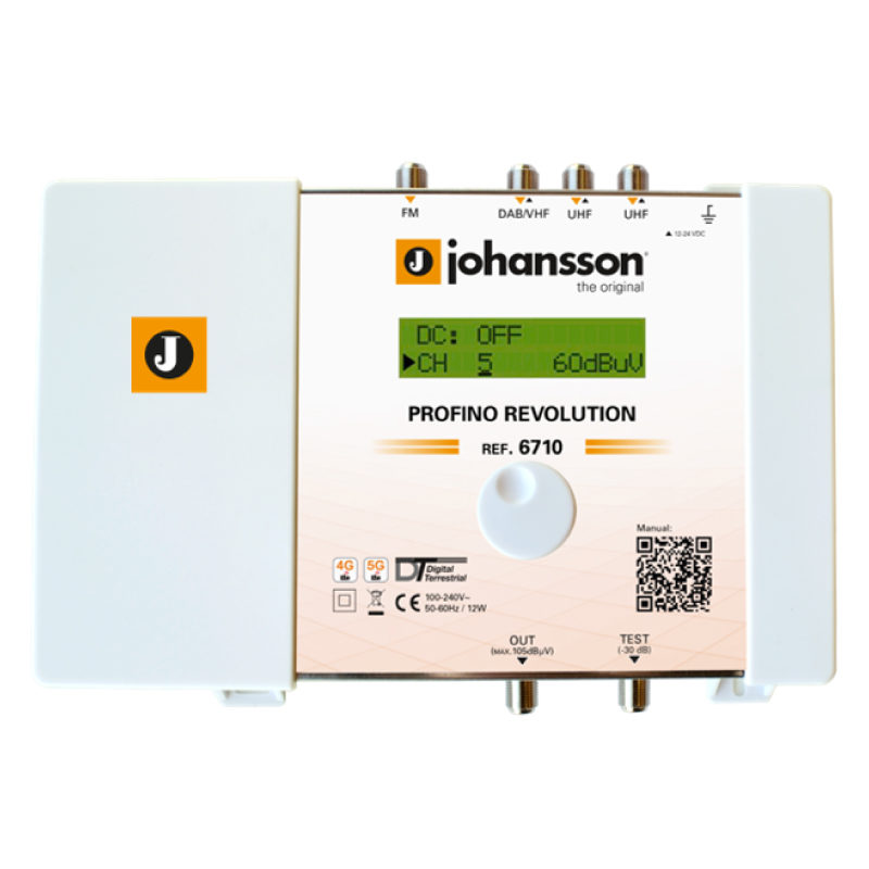 Johansson 6710 profine central