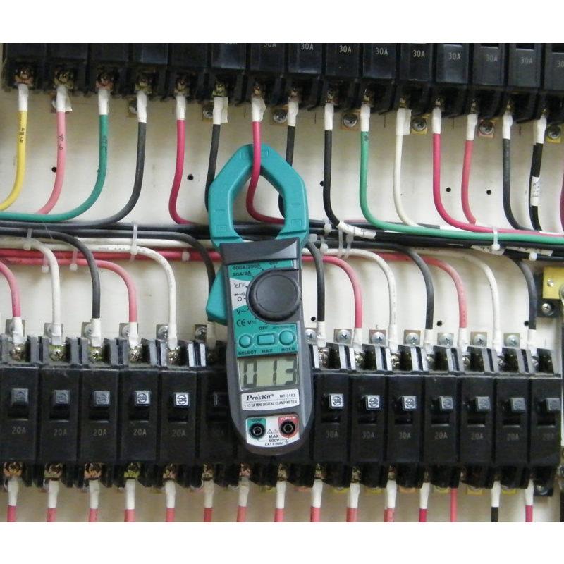Proskit MT-3102 pinza amperimétrica