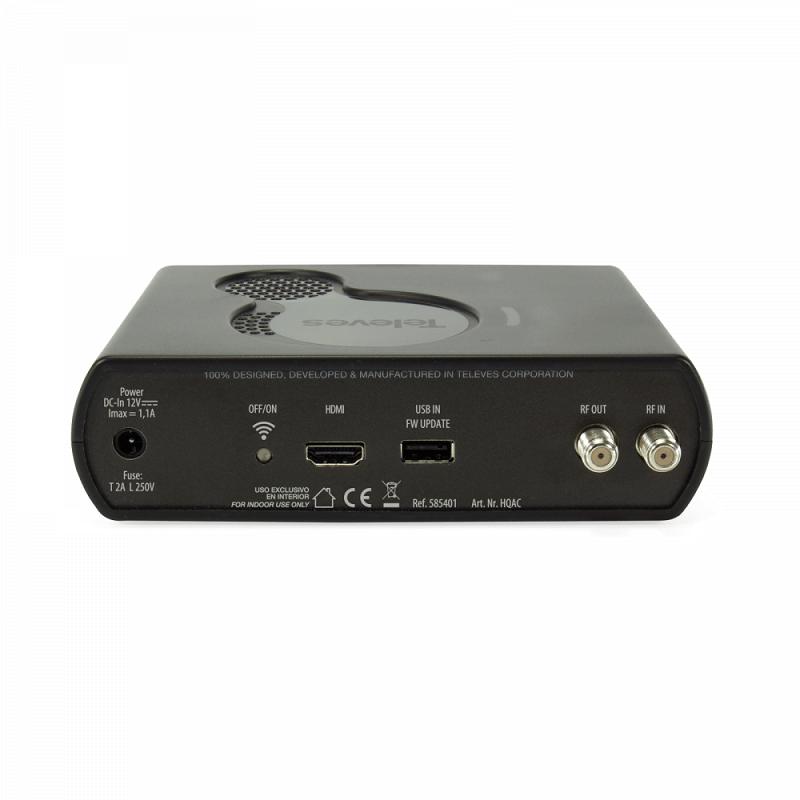 Televes modulador digital HDMI