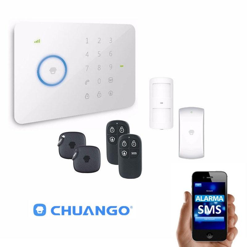 Chuango alarma para casa