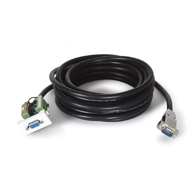 Fonestar WP-51V-20 Cable vga 20 metros