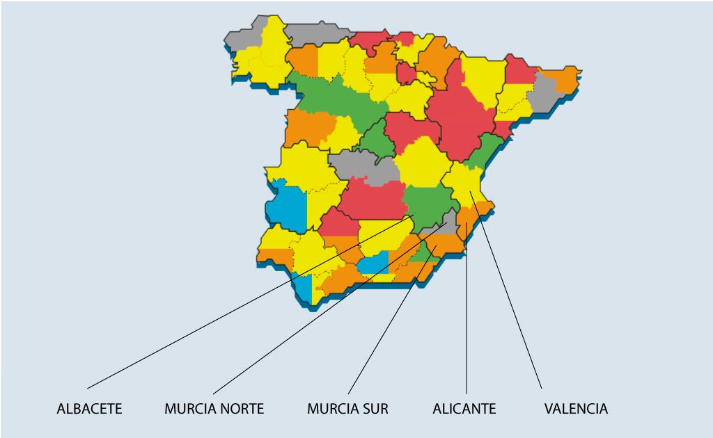 Mapa dividendo digital