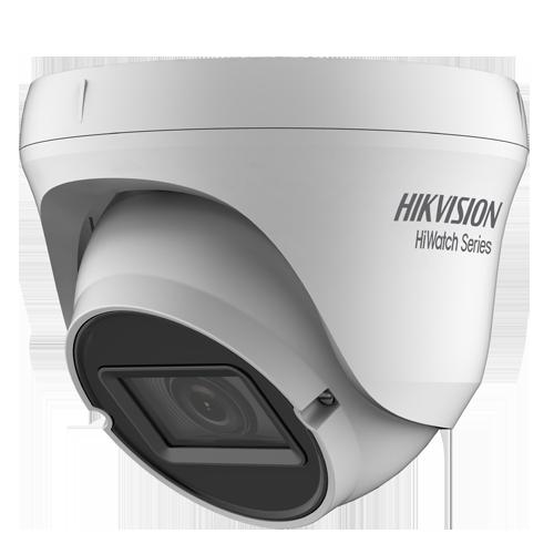 Hikvision T320-Z camara domo varifocal